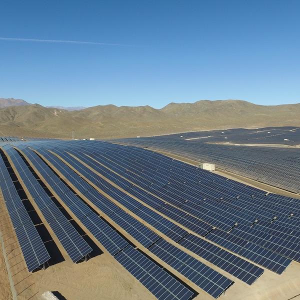 Construction of Solar PV Plants